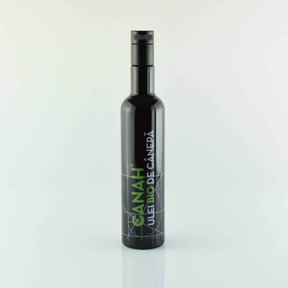 Hemp oil eco 500ml (ulei canepa)
