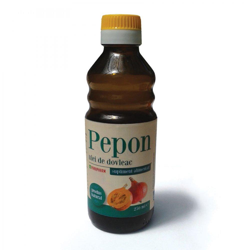 Ulei de Dovleac presat la rece Pepon 500 ml