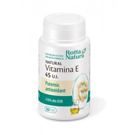 Vitamina e natural 45 u.i. 30cps