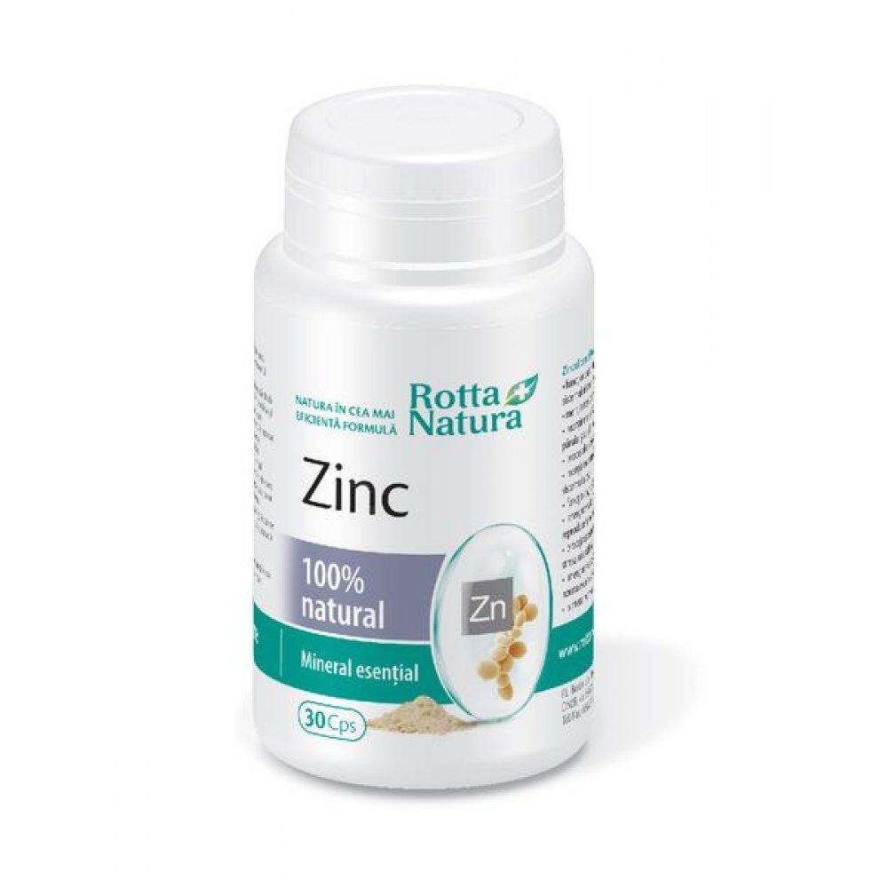 Zinc natural 30cps